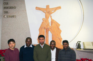 Rome: ordinations diaconales 1