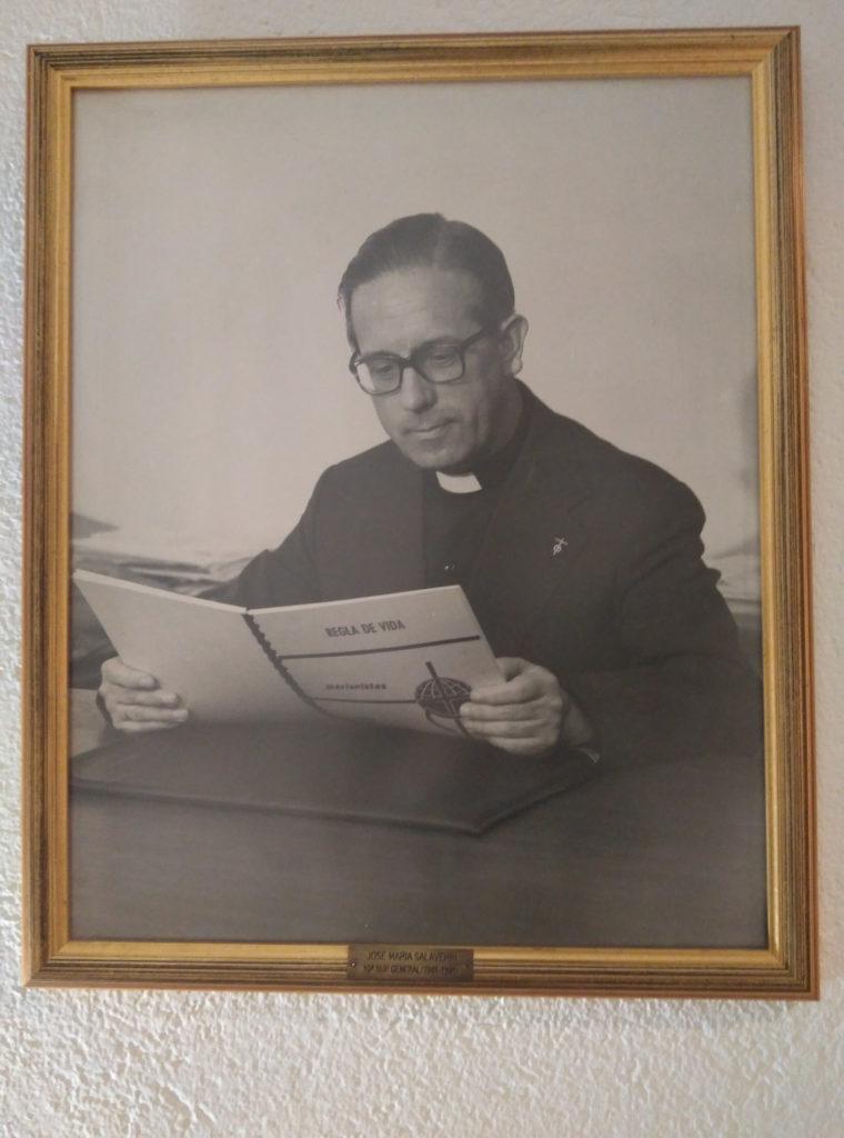 Décès du père José María Salaverri (1926-2018) 3