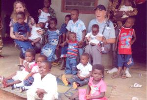 Triple écho d'un voyage au Togo 2