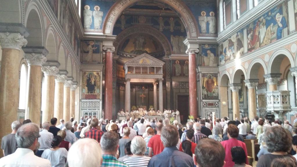 Fünfundzwanzig Jahre Bischofsweihe 1