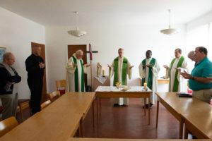 Visite du Conseil général à la communauté territoriale de Suisse