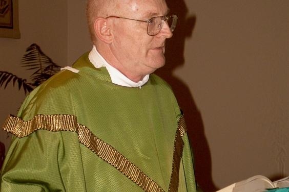 + Pater David-Joseph Fleming, ehemaliger Generaloberer (1939-2020)